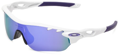 ac6c91d5f1 OAKLEY Radarlock Edge Ladies Sunglasses Polished White - Top Fashion ...