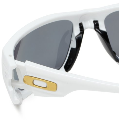 Oakley Oo9194 Style Switch Polished White Shaun White