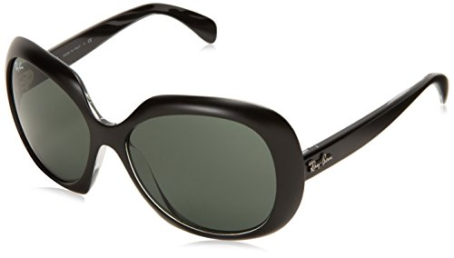 Ray-Ban Women s Sunglasses RB4208 Black (Schwarz) One size - Top ... 4c6dbc14d2
