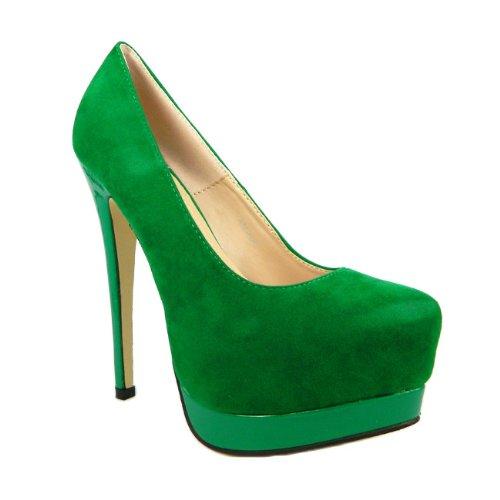 salt pepper amina womens high stiletto heel platform