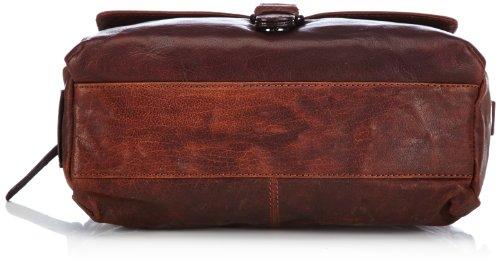 sansibar womens zonda shoulder bag brown braun cognac. Black Bedroom Furniture Sets. Home Design Ideas