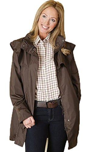 34 Best Waterproof Blinds Images On Pinterest: Sherwood Richmond 3/4 Length Ladies Waterproof Coat