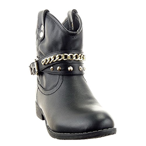 Sopily Women S Fashion Shoes Ankle Boots Booty Ankle