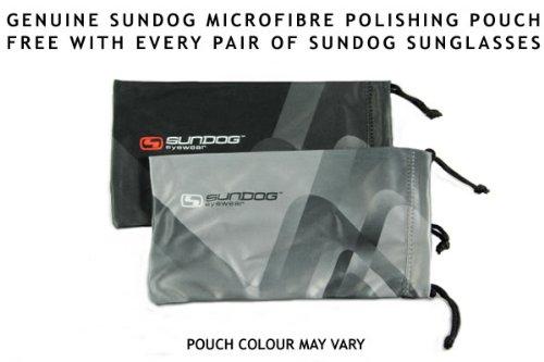 a6ff7912cdc Sundog RIP Golf Sunglasses - Carbon Grey - Smoke Lens - Womens ...