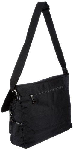 tom tailor acc rina cross body bag womens black schwarz schwarz 60. Black Bedroom Furniture Sets. Home Design Ideas