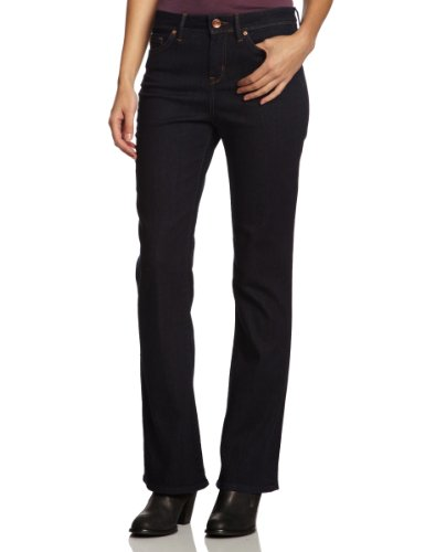 1e46f9554 Tommy Hilfiger Women's Paris Bl Boot Cut Jeans, Blue (Chrissy), W30 ...