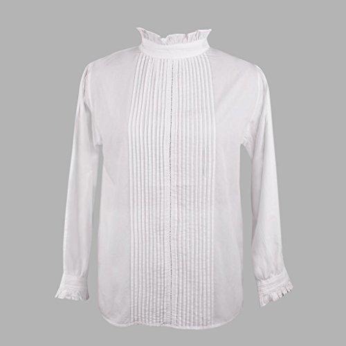Victorian Edwardian Vintage Design 100 Cotton White