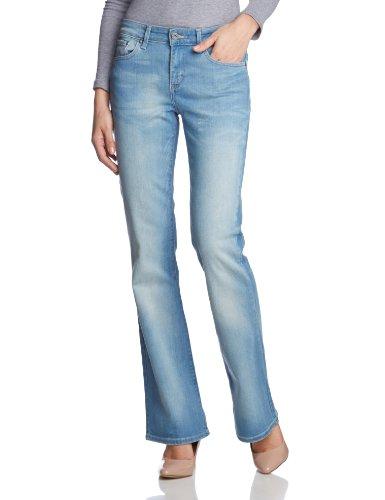 Womens Levi's Womens Demi Curve Bootcut Jeans in Denim 27S