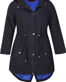 Ladies Black Parka Coats